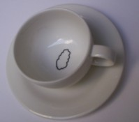 Finlay Thought Cloud Tea Cup