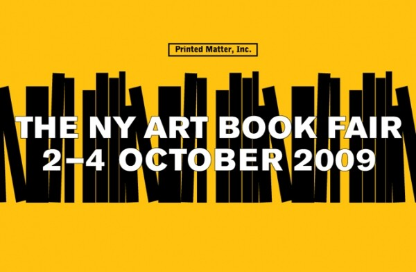 NY Art Book Fair 2009                                         logo