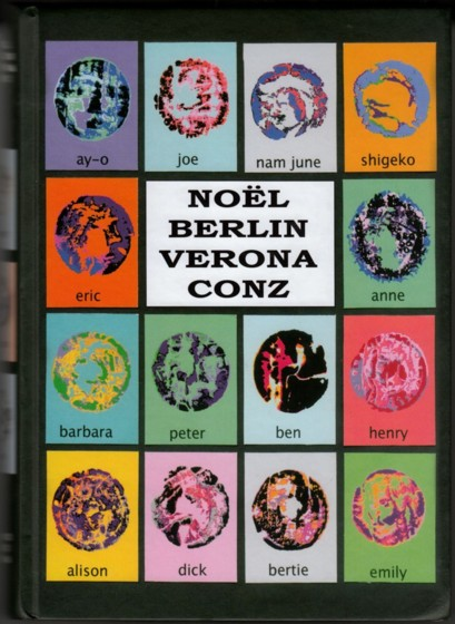 Noel Berlin Verona Conz medium